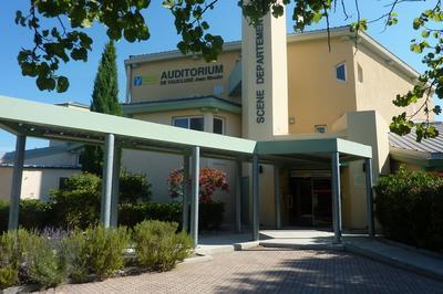Visite Guidée Auditorium Jean Moulin à Le Thor