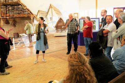 Visite Guidée D'une Exposition à L'espace Archéologique De Clairvaux-les-lacs à Clairvaux les Lacs