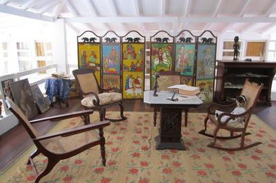 Visite Guidée D'une Maison Des Illustres à Goyave