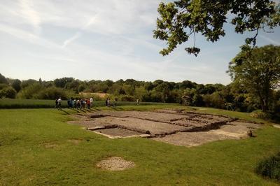 Visite Guidée D'une Villa Gallo-romaine à Embourie