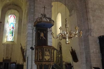 Visite Guidée De L'abbatiale Saint-michel à Pessan