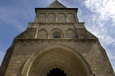 Visite Guidée De L'abbaye à Benevent l'Abbaye