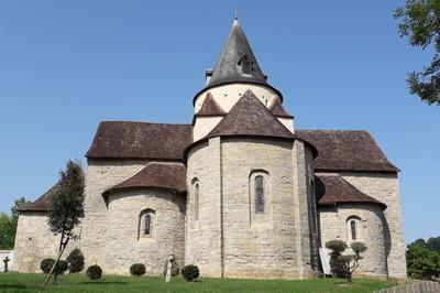 Visite Guidée : De L'abbaye à L'église à Sauvelade