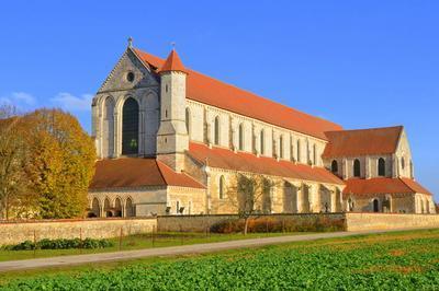 Visite Guidée De L'abbaye De Pontigny