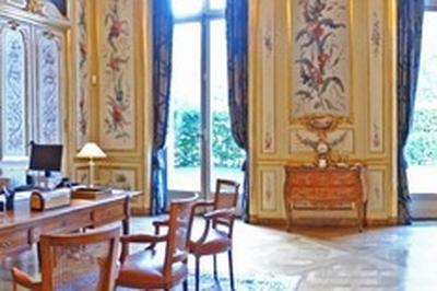 Visite Guidée De L'ambassade Du Brésil En France (hôtel Schneider) à Paris 8ème