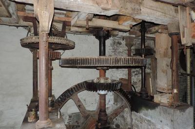 Visite Guidée De L'ancien Moulin à Champcey