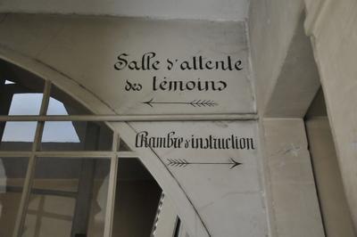 Visite Guidée De L'ancien Tribunal à Pont l'Eveque