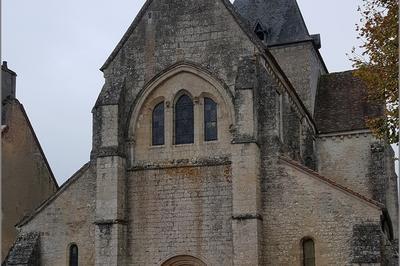 Visite Guidée De L'ancienne Cité Féodale Et De L'église De Transition Xii-xiiième Siècle De Saint-vérain à Saint Verain