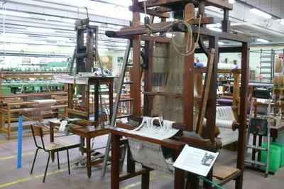 Visite Guidée De L'atelier Du Textile à Bolbec