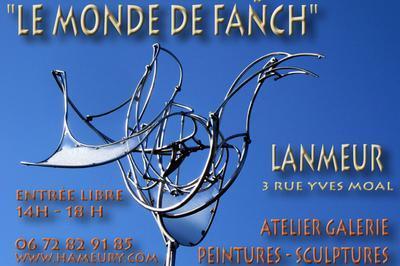 Visite Guidée De L'atelier-exposition : Le Monde De Fanch à Lanmeur