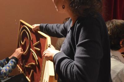 Visite Guidée De L'atelier-musée Broderie Or à Cervieres