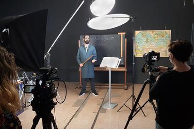 Visite Guidée De L'atelier Photographique à Toulouse