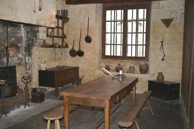 Visite Guidée De L'auditoire De Joinville, De Ses Cachots Et De Son Historial