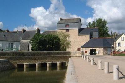 Visite Guidée De L'ecomusée De La Meunerie, Au Moulin Du Pont à Daoulas
