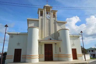 Visite Guidée De L'église à Baie Mahault