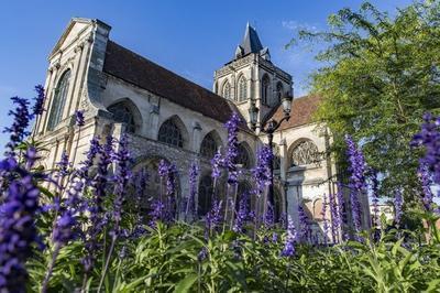 Visite Guidée De L'église Abbatiale De Saint-taurin à Evreux