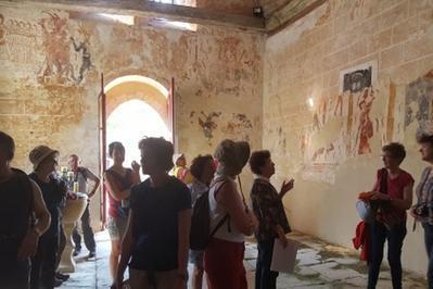 Visite Guidée De L'église De Loucé à Louce