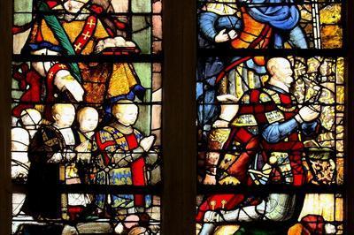 Visite Guidée De L'église De Saint-acceul à Ecouen