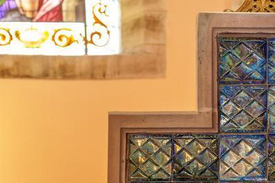 Visite Guidée De L'église De Sainte-barbe à Sainte Barbe
