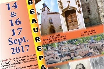 Visite Guidée De L'église De St Michel Et De La Ville De Beaurepaire