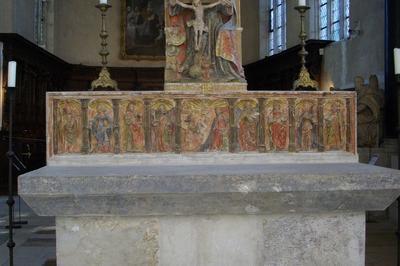 Visite Guidée De L'église Des Cordeliers à Nancy