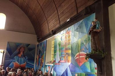 Visite Guidée De L'église Du Bas D'ajou à Ajou