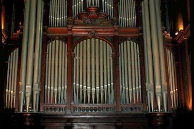 Visite Guidée De L'église Méconnue Saint-francois De Sales De Lyon Et Son Grand Orgue Hstorique.