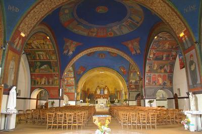 Visite Guidée De L'église Notre-dame-du-calvaire à Chatillon