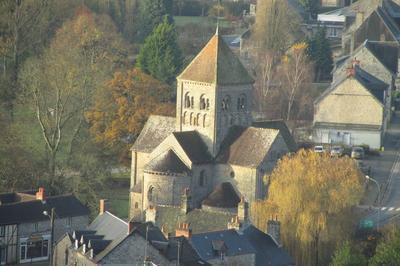 Visite Guidée De L'église Notre-dame Sur L'eau Suivie Du Tertre Sainte-anne à Domfront