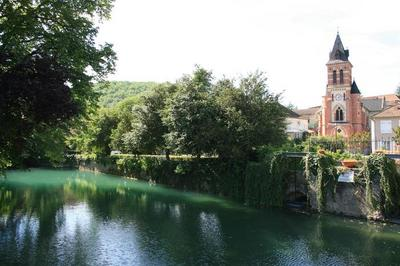 Visite Guidée De L'église Paroissiale Saint-pierre-ès-liens Et De La Première Amenée D'eau De Calamane