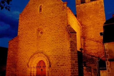 Visite Guidée De L'église Saint-barthélémy à Montfaucon