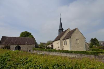 Visite Guidée De L'église Saint-germain à Cerise