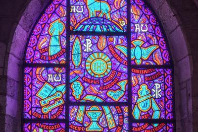 Visite Guidée De L'église Saint-hélier à Beuzeville