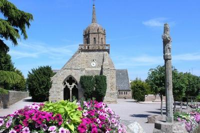 Visite Guidée De L'Église Saint-jacques à Perros Guirec
