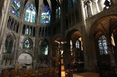 Visite Guidée De L'église Saint-jacques à Reims