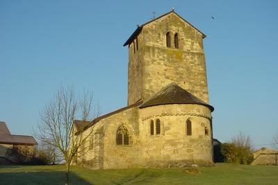 Visite Guidée De L'église Saint-jean-baptiste De Laviéville à Dompaire