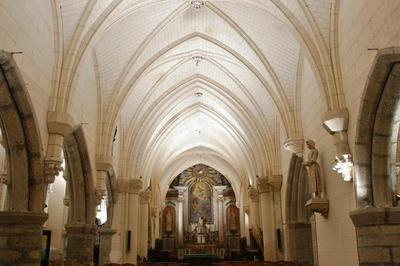Visite Guidée De L'église Saint Laurent De Tocqueville