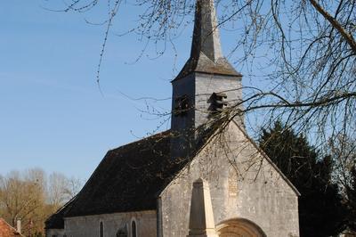 Visite Guidée De L'église Saint-martin De Garchy
