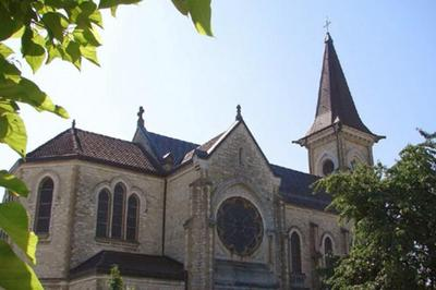 Visite Guidée De L'église Saint-michel à Valentigney