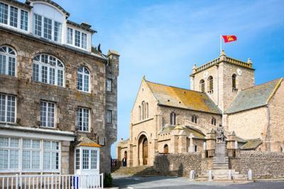 Visite Guidée De L'église Saint Nicolas De Barfleur