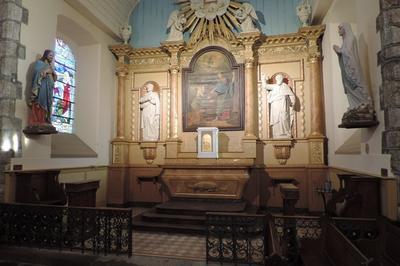 Visite Guidée De L'église Saint-pierre à Saint Pierre Langers