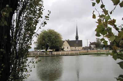 Visite Guidée De L'église Saint-pierre à Le Plessis Grohan