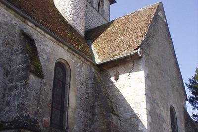Visite Guidée De L'église Saint-pierre à Dampierre en Bray