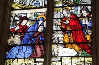 Visite Guidée De L'église Saint-pierre D'auppegard à Auppegard