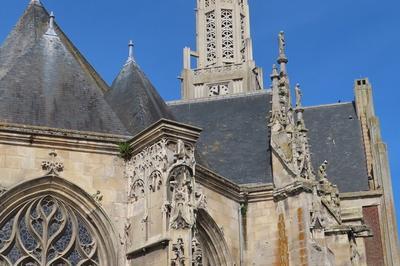Visite Guidée De L'église Saint-pierre De Roye