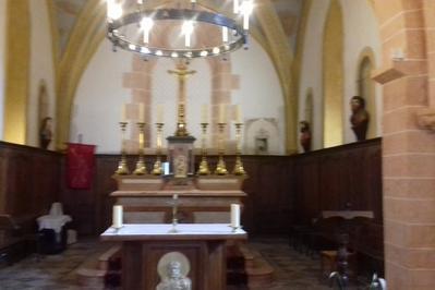 Visite Guidée De L'église Saint-symphorien-de-touches à Mercurey
