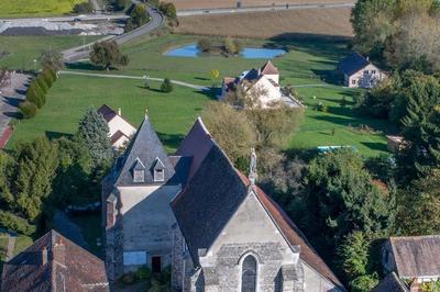 Visite Guidée De L'église Sainte-alpais De Cudot
