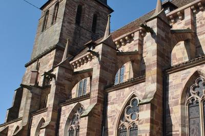 Visite Guidée De L'église Sainte-libaire à Rambervillers