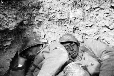 Visite Guidée De L'exposition 1914-1918, La Vie Au Front Vue Par Robert Fernier à Pontarlier