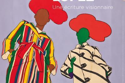 Visite Guidée De L'exposition Antonio Lopez, Une écriture Visionnaire à L'Isle sur la Sorgue